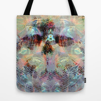 Out With a Bang Tote Bag by Ben Geiger