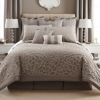 Liz Claiborne Kourtney Comforter Set & Accessories