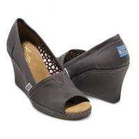 Women - New Styles - Ash Canvas Women's Wedges