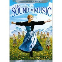 The Sound of Music (45th Anniversary Edition) (3 Discs) (2 DVDs/Blu-ray) (R) (Widescreen)