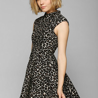 Cameo Luck Now Fit & Flare Dress - Urban Outfitters