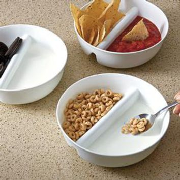 Anti-Soggy Cereal Bowl @ Fresh Finds