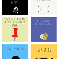 Last Words - John Green edition T-Shirts & Hoodies