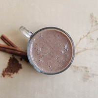 Vegan Superfood Hot Chocolate Recipe