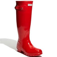 Hunter 'Original Tall' Gloss Rain Boot (Women) | Nordstrom