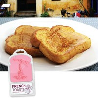 Eiffel Tower Paris French Toast Stamp : Bars Cigars and Brew