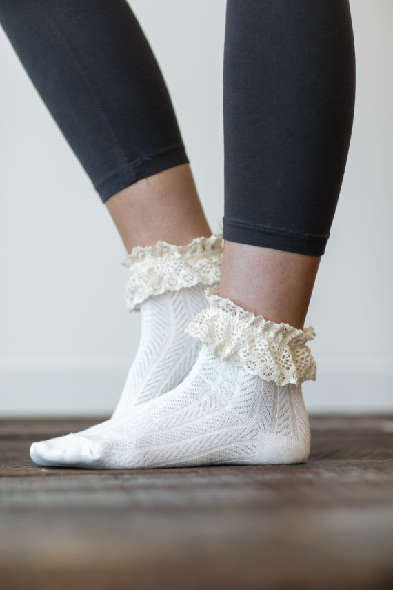 Shop for and buy womens ankle socks with lace online at Macy's. Find womens ankle socks with lace at Macy's.