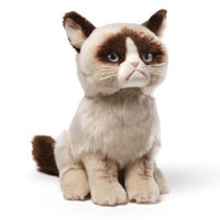 Gund Grumpy Cat Plush 9""