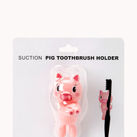 Piggy Toothbrush Holder