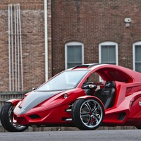 Red Rocker Edition | Tanom Motors USA