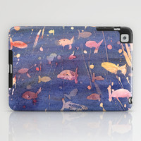 aquarium iPad Case by rysunki-malunki