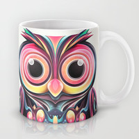This owls a hoot Mug by LGD.
