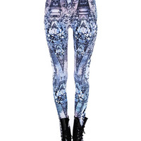 Diamond Castle Leggings