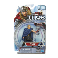 THOR Battle Hammer Action Figure The Dark World MOC Collectible Never On Shelf