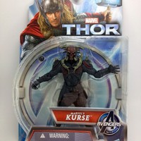 KURSE Action Figure Thor The Dark World MOC Collectible Never On Store Shelf