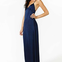 Nasty Gal Night Calls Slip Dress