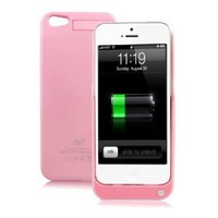GREENERY*/ HIGH QUALITY External Backup Rechargeable Extended Battery Charger Case for iPhone 5 Mobile Phone,iPhone 5 Portable Power Bank/Multi-color Available(Compatible with iOS7)