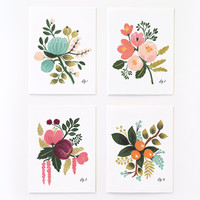 Rifle Paper Co. - Assorted Floral Set