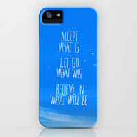 About present, past, and future iPhone & iPod Case by Budi Satria Kwan
