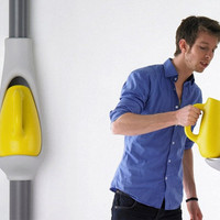 Raindrop Watering Can by Bas van der Veer