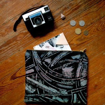 Rudy Huxtable Pouch | Little Paper Planes