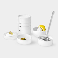 Ceramic Kitchen Tool Set - Set of Five