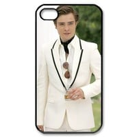 Chuck Bass Hard Plastic Back Protection Cover for Iphone 4, 4S