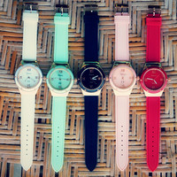Southlake Silicone Strap Watches