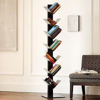 Herringbone Spine Bookcase | west elm