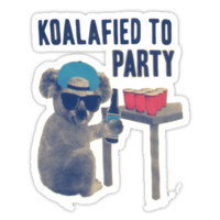 Koalafied to Party