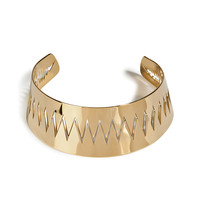 Annelise Michelson - Zigzag Brass Collar