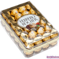 Ferrero Rocher Chocolate Balls: 48-Piece Box