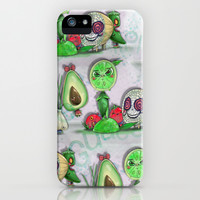 Guacamole iPhone & iPod Case by Ben Geiger