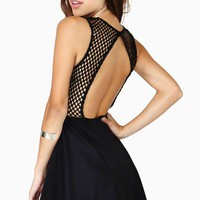 Nasty Gal Game On Skater Dress