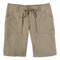 The North Face Women's Horizon Sunnyside Short (10 R, Dune Beige)