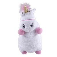 "NEW Despicable Me ""It's So Fluffy"" Agnes's Unicorn 24"" Plush Pillow Doll"
