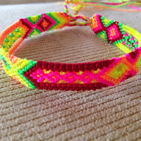 Pop Rock Friendship Bracelet - 12 Strings (003s)