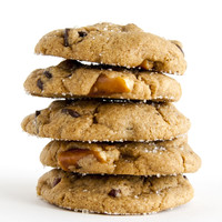 Peanut Butter Pretzel Chocolate Chip Cookies – Set of 24