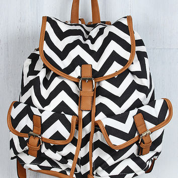 Crisp Chic Backpack