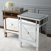 """Mirage"" Side Table/Chest - Horchow"