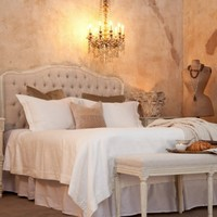 Eloquence | Beds | Sophia | Tufted | Headboard