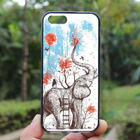 Elephant,love case,iphone 5s case,iphone 4 case,iPhone4s case, iphone 5 case,iphone 5c case,Gift,Personalized,water proof