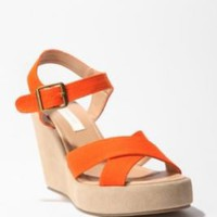 UrbanOutfitters.com &gt; Cooperative Canvas Strap Wedge