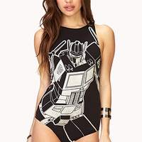 Optimus Prime Bodysuit
