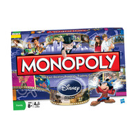 MONOPOLY Disney Edition   Board Games for ages 8 & Up.   Hasbro