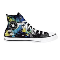 Converse All Star Hi Joker Batman Athletic Shoe, Black, at Journeys Shoes