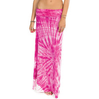 MIDWAY LUV MAXI SKIRT