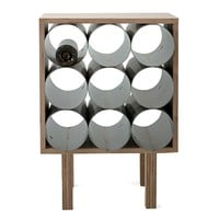 Wine & Newspaper Rack -17%
