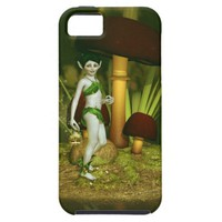 Elfin Pixie iPhone 5/5S Vibe Case