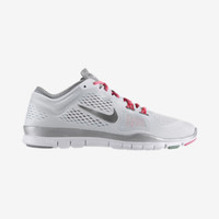 Nike Free TR 4 Women's Training Shoes - White